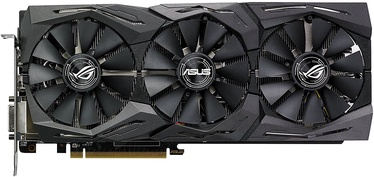 ASUS ROG STRIX Radeon RX580 OC 8GB GDDR5 PCIE ROG-STRIX-RX580-O8G-GAMING