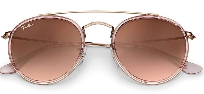 Ray-Ban Round Double Bridge RB3647N 9069A5 51mm