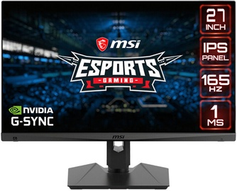 Монитор MSI Optix MAG274R2, 27″, 1 ms