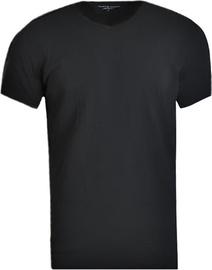 Tommy Hilfiger V-Neck 3 Pack 2S87903767-990 Mens T-Shirt Black L
