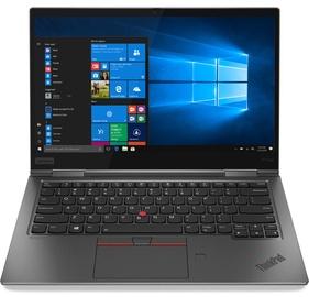 "Sülearvuti Lenovo Yoga ThinkPad X1 4 Iron Gray 20UB002TMH Intel® Core™ i5, 16GB, 256GB, 14"""