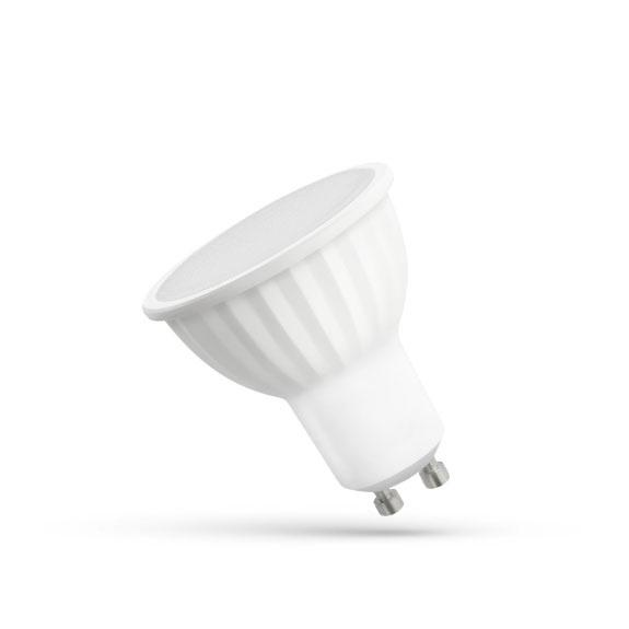 LED lamp Spectrum MR16, 10W, GU10, 3000K, 820lm