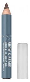 Rimmel London Men Brow & Beard Filling Pencil 2.5g Dark