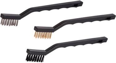 Kreator KRT561102 Basic Mini Wire Brush Set 3pcs