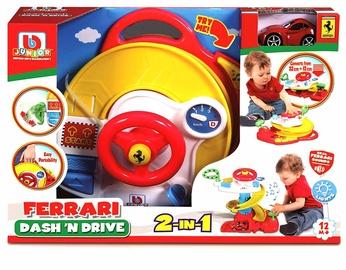 Interaktiivne mänguasi BB Junior Ferrari Dash And Drive 2in1 88803