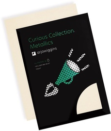 Antalis Curious Metallics A4 50 Pages Ivory