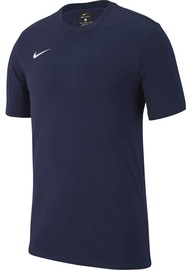 Nike Men's T-Shirt M Tee TM Club 19 SS AJ1504 451 Dark Blue M