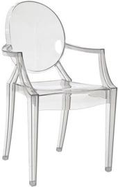 Söögitoa tool Signal Meble Luis Transparent
