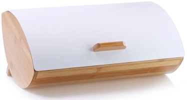 DecoKing Cosmic Bread Box White