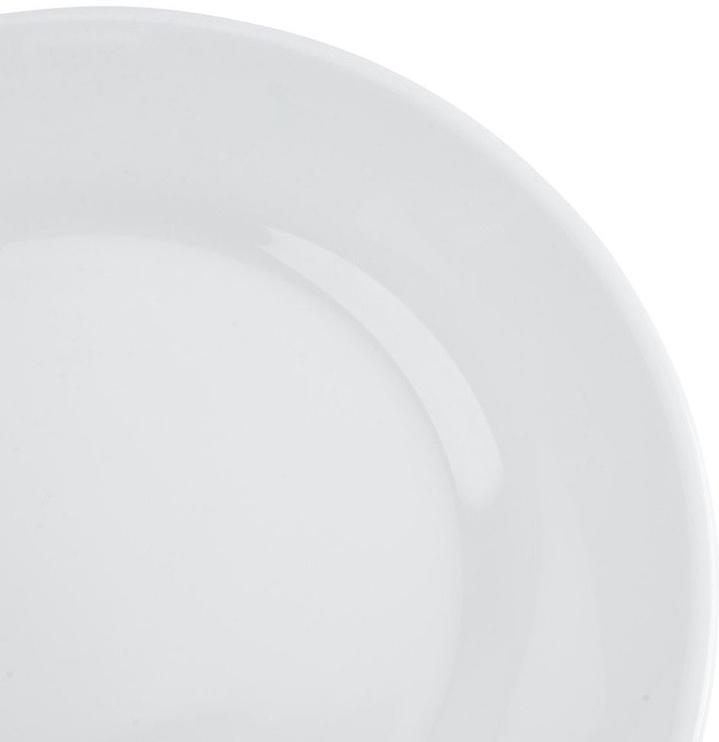 Arcoroc Opal Restaurant Dinner Plate 25.4 cm