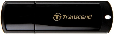 USB флеш-накопитель Transcend Jet Flash 350 Black, USB 2.0, 8 GB