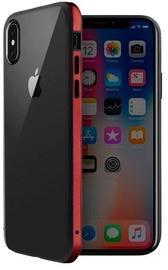 Uniq Valencia Back Case For Apple iPhone XS Max Red