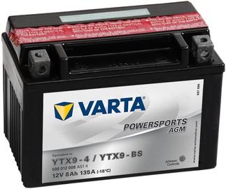 Varta Powersports AGM YTX9-4 / YTX9-BS