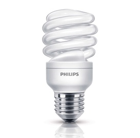 Philips Twister T3 12W E27 2700K Fluorescent Lamp