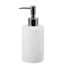 Thema Lux BCO-0836A Novito Soap Dispenser White