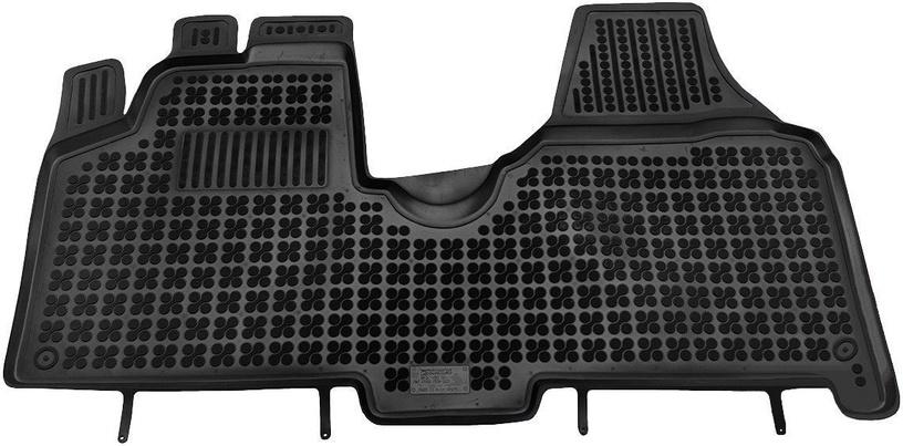 REZAW-PLAST Toyota ProAce 2013 with Textile Mat Rubber Floor Mats