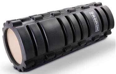 ProIron Foam Muscle Massage Roller 33x14x14cm Black