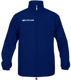 Givova Basico Rain Jacket Navy XL