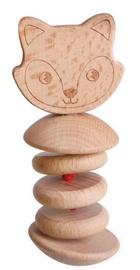 Iwood Wooden Fox Handbell 739376
