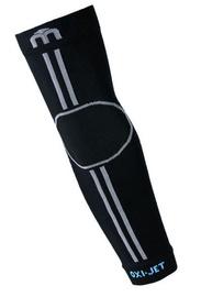 Mico Oxi Jet Arm Warmers Black