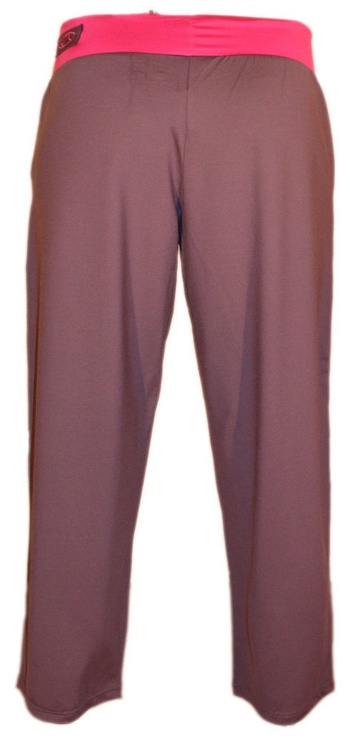Bars Womens Trousers Brown/Pink 95 2XL