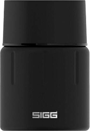 Sigg Gemstone Obsidian Food Jar 0.5l Black