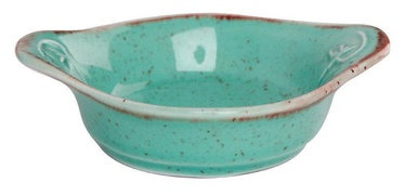 Porland Seasons Serving Plate D8cm Turquoise