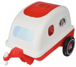 BIG Travel Caddy Red/White