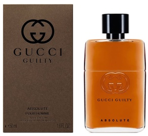 Gucci Guilty Absolute Pour Homme 50ml EDP