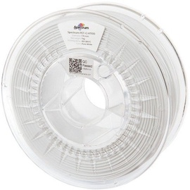 Spectrum Group PETG Filament Cartridge HT100 Pure White 1kg