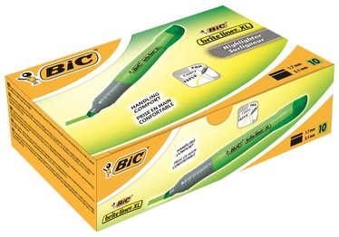 BIC Brite Liner XL Text Marker Green 891398