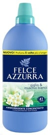 Felce Azzurra Concentrated Softener Lily & White Musk 1025ml