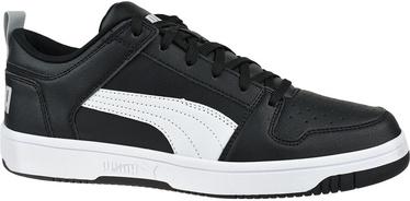Puma Rebound LayUp SL Shoes 369866-02 Black/White 40.5