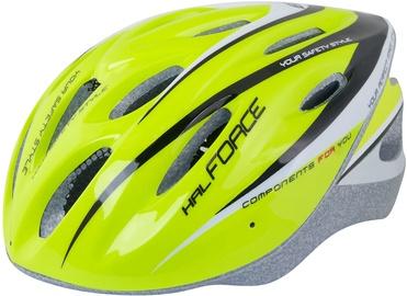 Force HAL Helmet Yellow/Black L/XL