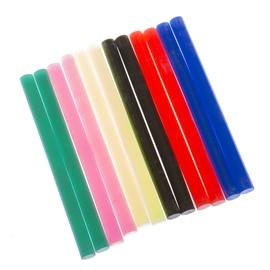 Liimi pulgad, eri värvi, 7 x 100 mm, 12 tk
