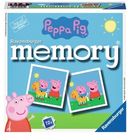 Lauamäng Ravensburger Memory Peppa Pig 21415, EN/EE/LV/LT/RUS