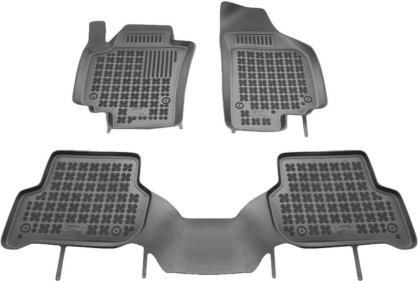 REZAW-PLAST Seat Altea XL 2006 Rubber Floor Mats
