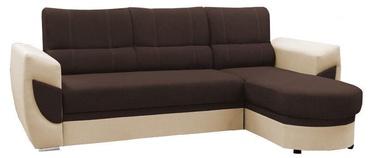 Idzczak Meble Corner Sofa Trendi Right Bahama 08 Brown/Soft 33 Beige