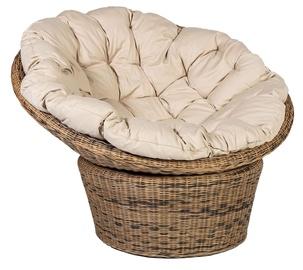 Home4you Sofitel Lounge Chair Rotang