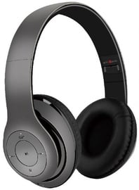 Gembird Milano Bluetooth Stereo Headset Grey