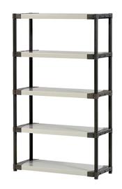 Grosfillex Storage Shelf Workline XL105 105x39x175cm