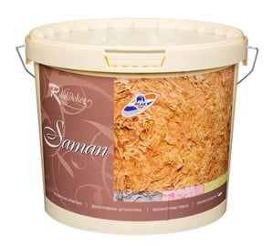 Dekoratiivvärv Rilak, Saman, 5 kg, valge