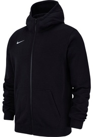 Nike JR Sweatshirt Team Club 19 Full-Zip Fleece AJ1458 010 Black M