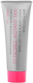 St. Tropez One Night Only Instant Tan Wash Off Face & Body Lotion 50ml Light / Medium