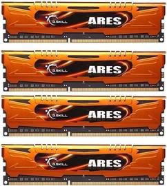 Operatiivmälu (RAM) G.SKILL Ares F3-1600C10Q-32GAO DDR3 32 GB