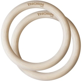 Thorn Fit Gymnastic Rings With Belts