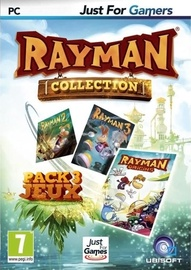 Rayman Collection: 2, 3, Origins PC