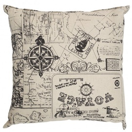Home4you Home Pillow 45x45cm Voyage