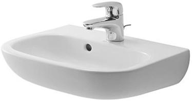 Duravit D-Code 450x340mm Washbasin White