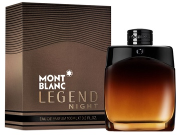 Parfüümid Mont Blanc Legend Night, 100 ml, EDP